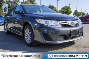 2012 Toyota Camry LE. BLUETOOTH. MP3. HTD MIRRORS. PWR STEERING
