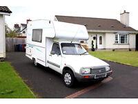 2003 Citreon C15D New Venture Junior Diesel campervan