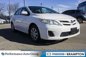2013 Toyota Corolla |HEATED SEATS|AUX|FWD