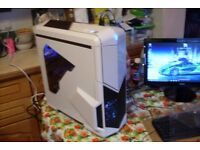 Gaming PC Quad Core i7-6700 3.4GHz 8GB RAM 3TB Win 10 NVIDIA GTX 950 2GB GPU