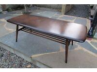 Ercol original coffee table