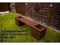 Professionally Handmade Garden Furniture