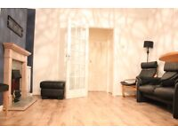LARGE TWO BEDROOM FIRST FLOOR MAISONETTE- PRIVATE GARDENS AND PARKING- LONG TERM LET- FURNISHED
