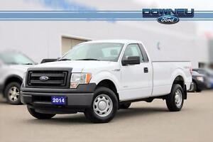 2014 Ford F-150 XL-TRAILER TOW /4X4 / 3.5 ECOBOOST