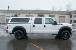2012 Ford F-250 XL 4X4 Crew Short XL