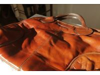 Louis Cardini Leather Bag