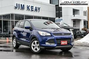 2015 Ford Escape SE FWD W/2.0L ECOBOOST, TOW PACKAGE & BLUETOOTH