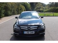 Mercedes-Benz C Class C180 AMG SPORT EDITION 1.8 3dr