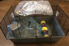 Hamster Cage Hardly used.