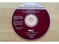 Original Dell Windows XP Home Edition with Service Pack 1a – 32-bit System CD