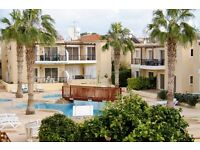 Cyprus, Paphos 2 bedroom apt in the center of touristic area