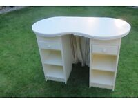 Dormy House Kidney Shape Dressing Table
