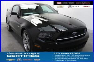 """2013 Ford MUSTANG GT *CUIR MAGS 19""""TOIT VITRE SIÈ.CHAUF*"""