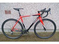 Specialized Crux Elite Cyclo x 54cm