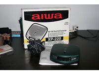 AIWA XP-220 CD PLAYER