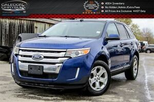 2013 Ford Edge SEL|Pano Sunroof|Bluetooth|Backup Cam|Pwr Windows