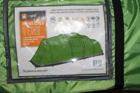 New Unused 6 Person Hi Gear Zenobia Tent