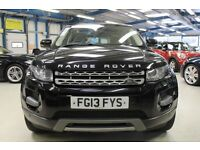 Land Rover Range Rover Evoque SD4 PURE TECH [1 OWNER /PANO ROOF/NAV/LEATHER] 2013
