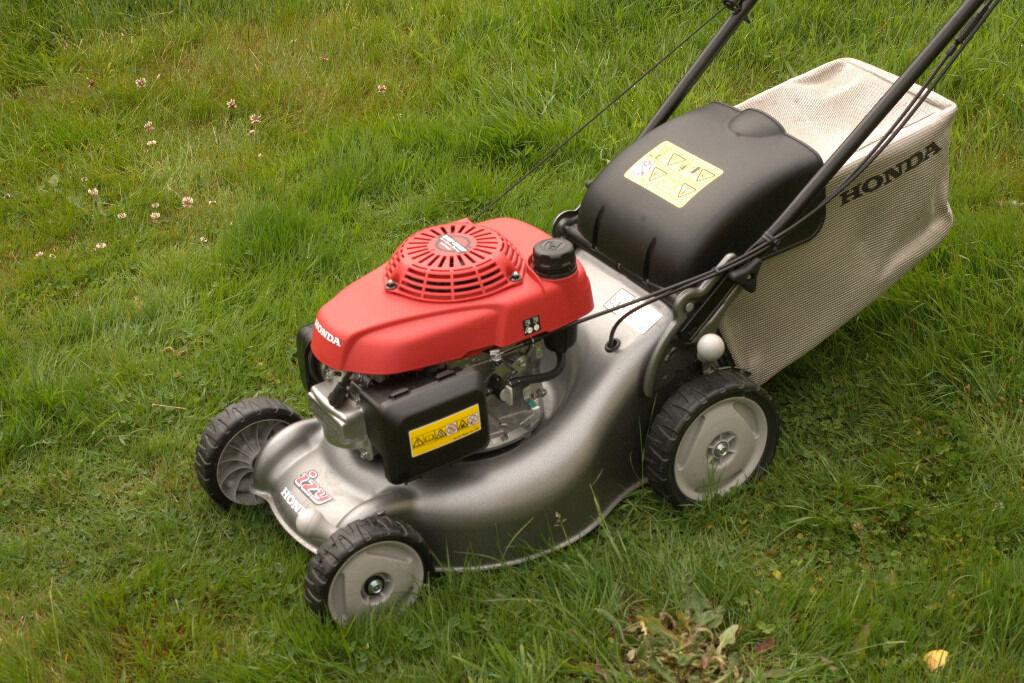 Honda Izy Hrg 416 Sk 16 Self Propelled Lawn Mower Used 4 Times