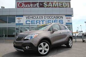 2015 Buick Encore 4X4 TURBO + CUIR+TOIT OUVRANT+ AUDIO BOSE