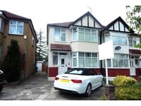 Four Bedroom Semi-D House to Rent, Lynton Avenue, Colindale NW9