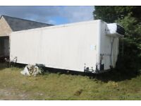 Lorry body for sale - great storage