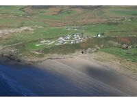 Cambrian Lodge on Exclusive Site overlooking the Sea