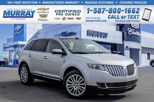 2011 Lincoln MKX **Leather Interior!  Keyless Ignition!**