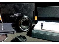 fuji 60mm F2.4 Macro Lens