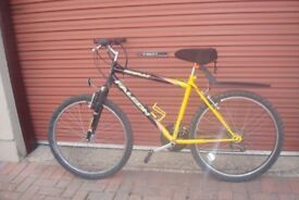 For quick sale: Mountain Bike in excellent condition