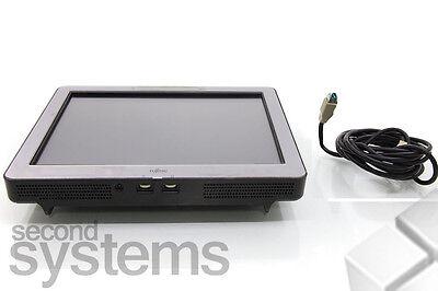 """FUJITSU Teampos 3000XL 15"""" Touchscreen DVI / VGA / Powered USB / Audio"""