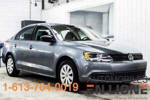 2013 Volkswagen JETTA 2.0 TRENDLINE+*UN PROPRIO**AUCUN ACCIDENT*