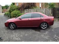 Very Comfortable Honda Accord 2004 year Petrol/LPG