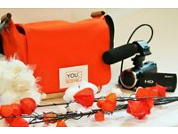 Fun Wedding Videography - HALF PRICE GIVEAWAY starting from as low as £245.00