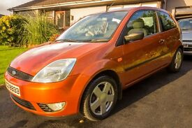 2003 FORD FIESTA 1.4 ZETEC IN IMMACULATE CONDITION!