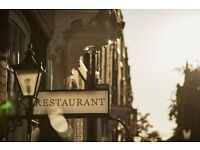 Waiting Staff required for popular Hampstead restaurant