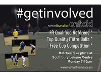 Enfield 6 a side - Places available for new teams