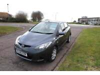 MAZDA 2 1.3 TS2,2010,Alloys,A/Con,Electric Windows,Central Locking,Very Tidy,54mpg,Finance Available