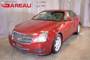 2009 CADILLAC CTS AWD - 3.6L - Luxury - Bas KM - 1 seul Propriet