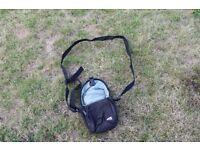 Camera Bag with a shoulder strap