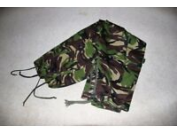 Camouflage Jacket and Trousers