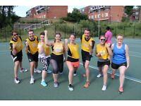 Returning to Netball - 8 Week Course