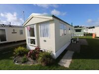 Cheap caravan for sale right by the beach at Barmouth Bay Holiday Park. Includes 2018 site fees!