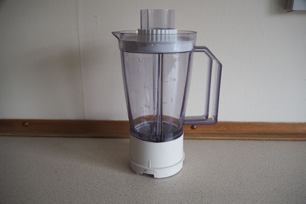 a1 moulinex masterchef 650 food processor replacement liquidiser blender jug in cambridge. Black Bedroom Furniture Sets. Home Design Ideas