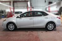 2014 Toyota Corolla CE some damages on the body