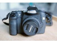 canon 40d digital SLR camera (body only).