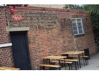 Bartender wanted Texas BBQ Restaurant & Bar SE1 Bermondsey London Bridge