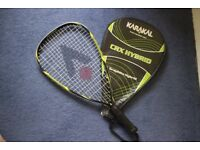 Racketball racket - Karakal Graphite Hybrid (as new)