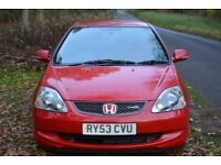 2004 HONDA CIVIC TYPE R EP3 Facelift