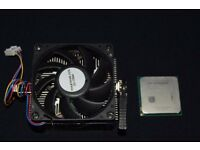 AMD A6 6400k CPU 4.2ghz turbo processor with free stock heat sink